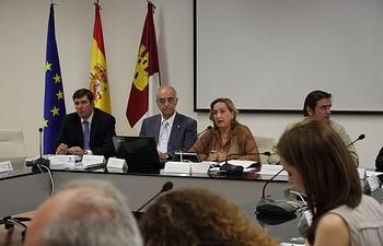 Soriano preside Consejo Asesor. Foto: JCCM.
