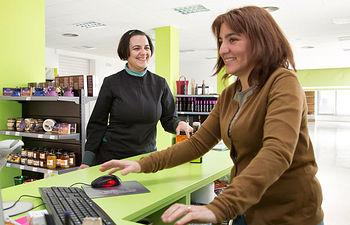 Mujeres.. Foto: Cooperativas Agro-alimentarias.