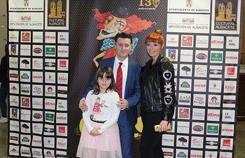 Pedro Soriano asistió a la gala de clausura del XI Festival Internacional de Circo.