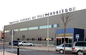 Hospital General de Villarrobledo.