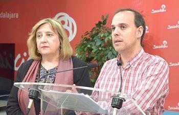 Pablo Bellido y Riansares Serrano, PSOE Guadalajara.