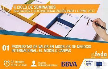 Masterclass II Ciclo Seminarios Innovación e Internacionalización.
