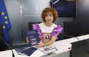 """Presentación ciclo de conferencias organizadas por el Centro de la Mujer """"Historia no contada"""""""