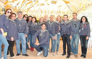Casero participa en la Romería Virgen de las Viñas de Tomelloso I. Foto: JCCM.