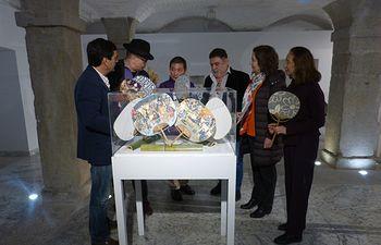Los uchiwas de Katsuyuki Ogiuchu llegan al Centro Cultural San Clemente de la Diputación de Toledo.