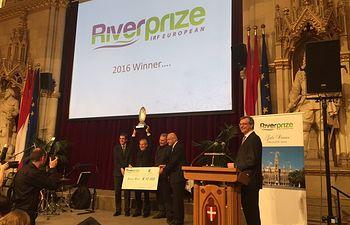 Proyecto Río Segura gana premios European Riverprize. Foto: Ministerio de Agricultura, Alimentación y Medio Ambiente