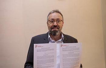 Juan Carlos Girauta, diputado nacional de Ciudadanos.