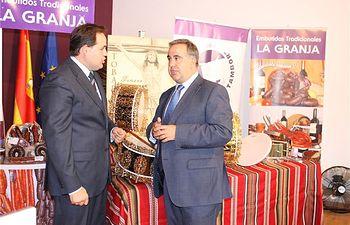 Los tambores de la Semana Santa de Tobarra, de Interés Turístico Nacional, protagonistas en el stand de la Diputación Provincial