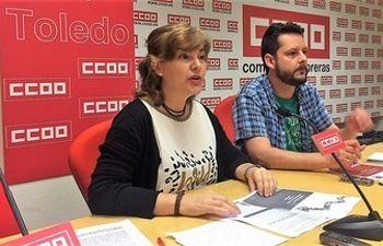 Mercedes Gómez y Miguel Ángel Vaquero