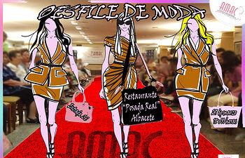 AMAC organiza la VIII edición de su desfile de moda benéfico
