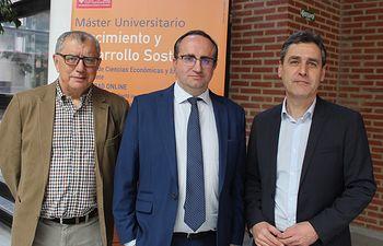 V Jornadas de Emprendedores de Castilla-La Mancha celebradas en la UCLM