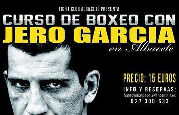 Curso con Jero García este sábado en Albacete