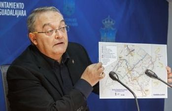 Juan Antonio de las Heras presenta las modificaciones