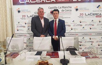 Contigo Albacete asiste al VIII Fórum de 'Castilla-La Mancha de Cerca'