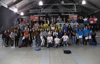 El CEEI Guadalajara prepara la II Competición de Robótica: Botschallenges de la provincia de Guadalajara.