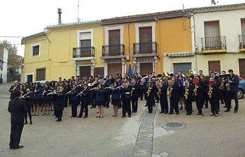 Asociación Musical Virgen del Rosario de Alatoz (Albacete).