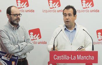 Pedro Soriano y Juan Ramón Crespo.