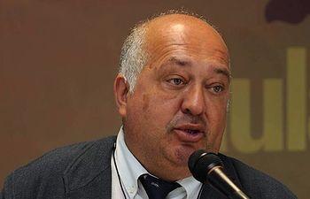 Rafael Morales Barba, filólogo y escritor.
