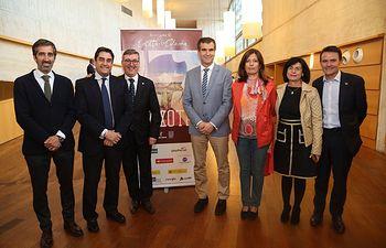 Marcial Marín asiste a la Opera Quijote (1). Foto: JCCM.