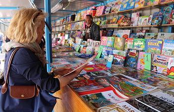Nueva edición de la Feria del Libro de Ocasión