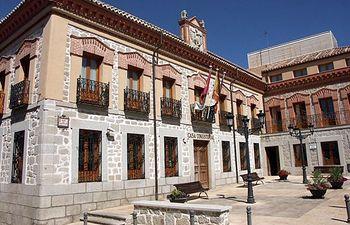 Ayuntamiento de Sonseca (Toledo).