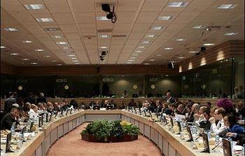 Rosa Aguilar. Foto: Consejo Europeo.