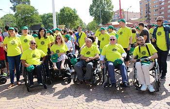 Día de la Discapacidad. Feria de Albacete 2018.