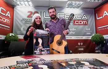 Melodi de Remache y Javier de Esperanza. Foto: Manuel Lozano García / La Cerca