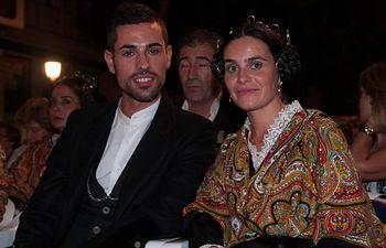 Jesús Ojero y Laura Cristina Ojero, Manchegos de la Feria de Albacete 2013