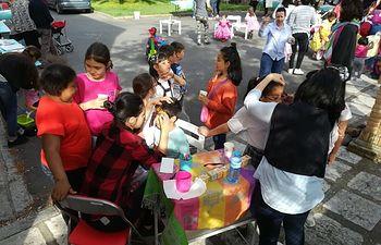 El Área de Familia de Cáritas Diocesana de Toledo celebró el Día de la Madre