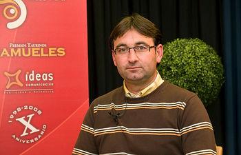 Daniel Martínez, Coordinador regional de Izquierda Unida.