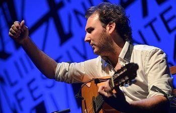 José Tomás, guitarrista. Foto: flamencordoba.com