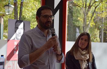 Acto público del PSOE sobre pensiones, mayores y dependencia