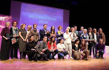 Acto institucional de 'Reconocidas 2019'