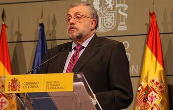 Octavio Granado. Foto: Ministerio de Trabajo e Inmigración.