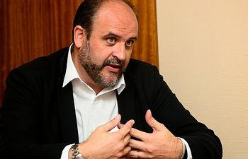 José Luis Martínez Guijarro - Vicepresidente. Foto: JCCM.