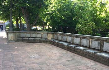 Muro Parque de San Julián.