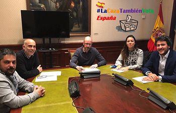 Reunión Podemos - RFEC.