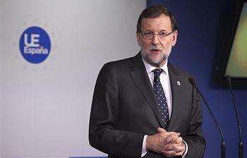 Mariano Rajoy, en el Consejo Europeo de Bruselas (Foto: Archivo)