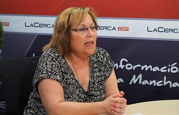 Soledad Velasco.