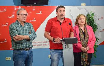 Rafael Esteban _ Acuerdos de investidura.