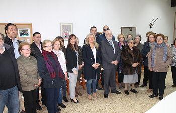 """El Gobierno regional buscará apoyo financiero para la adquisición de mobiliaria para la sede de la Asociación de Mujeres """"Fátima"""""""
