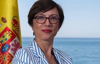 María Gómez, Directora General de la Guardia Civil.