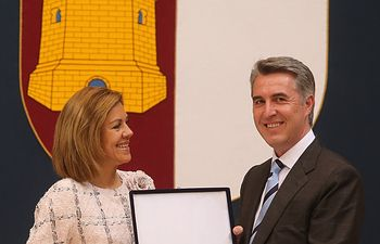 Presidenta Cospedal preside acto Dia de Castilla-La Mancha II. Foto: JCCM.