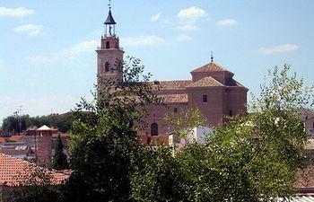Ayuntamiento de Illán de Vacas, Toledo.