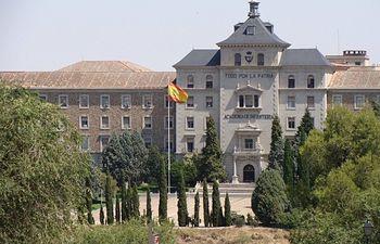 Academia de Infanteria de Toledo.