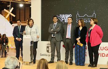 Día de la provincia de Ciudad Real en FITUR.