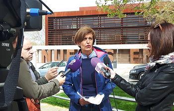 Ana González, senadora PP por Guadalajara.