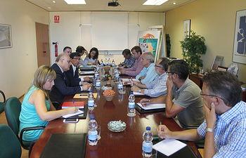 """El Gobierno regional recurrirá la revisión del Plan de cuenca del Júcar """"si no se atiende las reivindicaciones de Castilla-La Mancha y sus regantes"""". Foto: JCCM."""