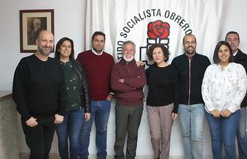 La agrupación socialista de Miguelturra elige a su nueva Ejecutiva local, encabezada por Laura Arriaga como secretaria General
